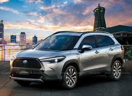 Toyota debuts 2020 Corolla Cross in Thailand