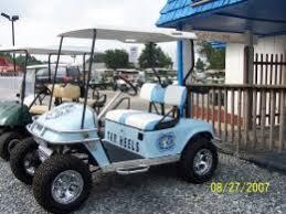 Unc Tarheel Custom Built E Z Go Golf Car Golf Cars Of Hickory
