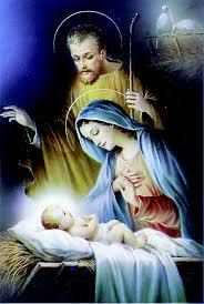 Image crèche (Sainte Famille) - Etoile Notre Dame