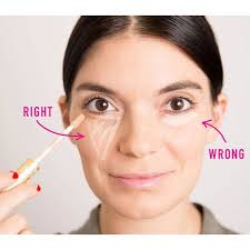 makeup techniques to look younger