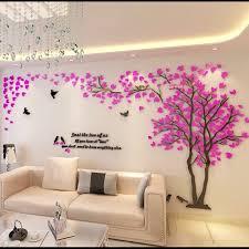 Wall Art Pink Tree Wall Decal Poshmark