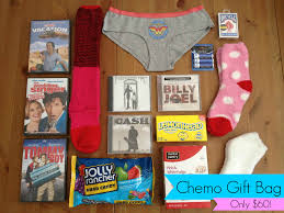 gifts for patients going through chemo