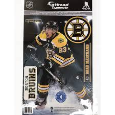 Fathead Nhl Teammate Boston Bruins Brad Marchand Wall Decal Pure Hockey Equipment
