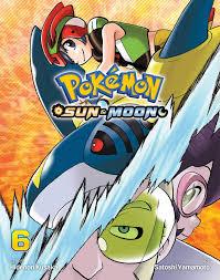 Amazon.com: Pokémon: Sun & Moon, Vol. 6 (6) (9781974707942 ...