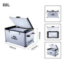 12 volt dc car fridge used cooler box