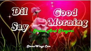 khubsurat good morning shayari thought