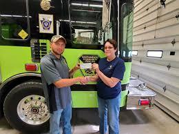 This morning, Chief 14-04 Adam Deibert... - Sacramento Community Fire  Company | Facebook