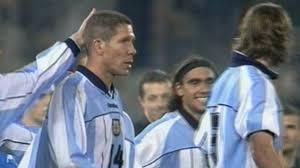 Highlights: Italia-Argentina 1-2 (28 febbraio 2001) - YouTube