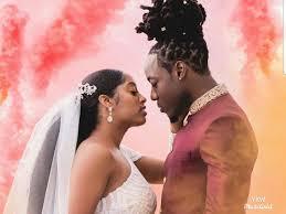 Rapper Ace Hood Marries Longtime Girlfriend Shelah Mari - Y'all Know What