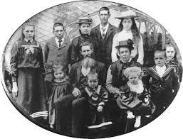 Elzabe Hendrina Meyer (Human) (1861 - 1932) - Genealogy