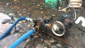 dredge suction setup by ignatius jeffers