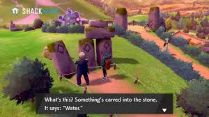 How to solve the Turffield Stones riddle in Pokemon Sword and ...