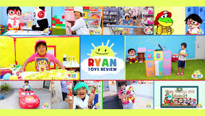 ryan toysreview target aunce
