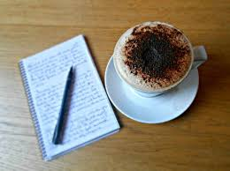 quotes about coffee the simple act of sitting here sipping