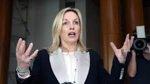 Australia Post CEO Christine Holgate ...