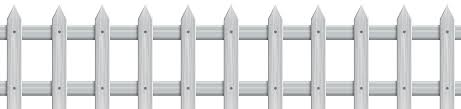 White Fence Png Clip Art Image Gallery Yopriceville High Quality Images And Transparent Png Free Clipart