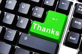 contoh ucapan terimakasih dalam bahasa inggris beserta artinya