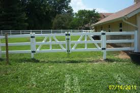 3 Rail Fence Deck Rail