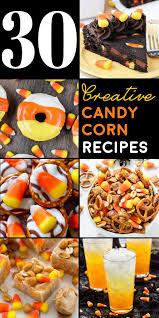 30 creative candy corn recipes