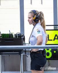 Sarah Lacy-Smith - McLaren Trackside Spares and Lifing Co-Ordinator :  PaddockWomen