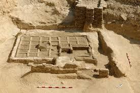 ancient egyptian funerary garden