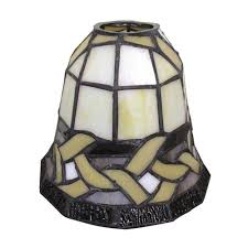 bell tiffany replacement glass shade