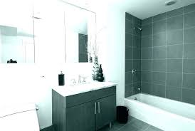amusing bathroom ideas gray vanity tile