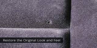 vehicle upholstery repair vehicle