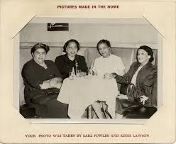 Souvenir photograph folder from El-Sino bar, Detroit | DPL DAMS