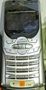MOTOROLA C250 Silver MOBILE PHONE One ...