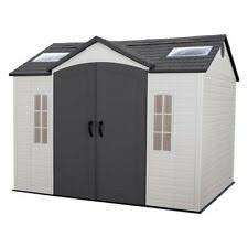 10 5x8 woodbridge shed non extendable
