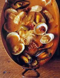 Fish Soup Amalfi-Style Recipe