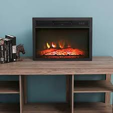 electric fireplace insert heater