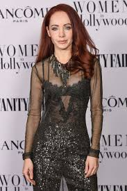 KSENIA SOLO at Vanity Fair & Lancome Toast Women in Hollywood in ...