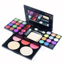 ads makeup kit eye shadow palette blush