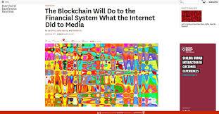 apa itu teknologi blockchain berikut ini quote dari para ahli