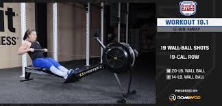 19 1 crossfit open workout strategy