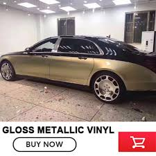Picked Fast Car Vehicle Flat Glossy Mirror Chrome Vinyl Wrap Sticker Film Hdus