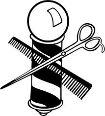 Barber Pole Clip Art 1579634 Gif 541 593 Clip Art Vinyl Barber Shop Sign