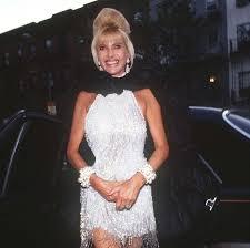 Why Ivana Trump's 80s excess look came back into fashion at just the right  time