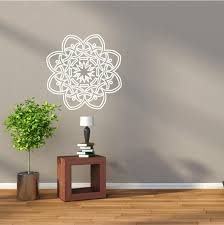 Wall Decal Henna Design Wall Decals Australia Fixate