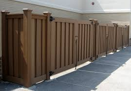 Commercial Dumpster Enclosures Peerless Fence