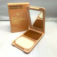fashion fair oil free perfect finish