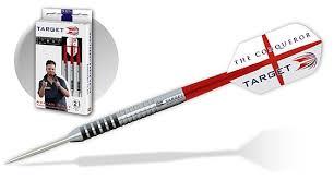 Adrian Gray Stone Darts by target - Steel-Tip