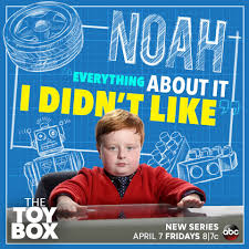 """The Toy Box - """"Apparently"""" Noah Ritter is hard to please.   Facebook"""