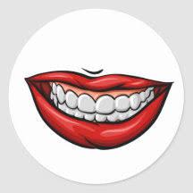 Smile Stickers 100 Satisfaction Guaranteed Zazzle