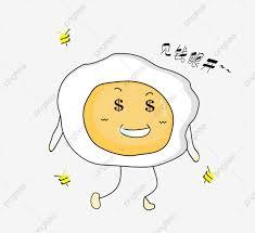 ملك البيض البيضة المضحكة البيض كل يوم بيض مسلوق يدويا مروحة مالية