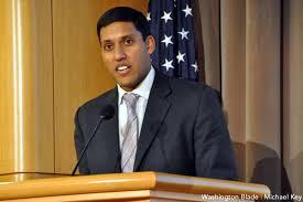 Rajiv Shah says discrimination adversely impacts society