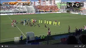 Monopoli-Reggina 1-1: highlights Sportube su Blitz