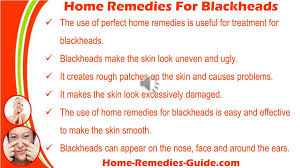 ppt best home remes for blackheads